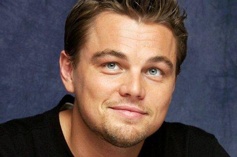 Leonardo DiCaprio un uomo in green