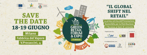 Greenpink protagonista a Green Retail Forum Expo Expo 2015