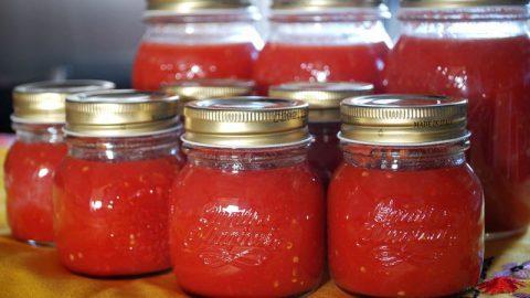 Passata di pomodoro, la ricetta