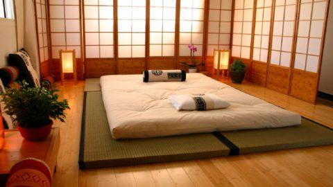 Tatami e futon, l'arredamento ecocompatibile e naturale