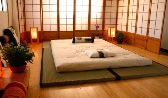 tatami e futon l arredamento ecocompatibile e naturale