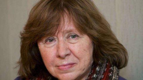 Svetlana Alexievich ha vinto il Premio Nobel per la letteratura