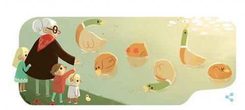 Oggi è la festa dei nonni, auguri a tutti i nonni!