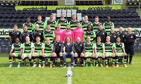 Forest Green Rovers, la prima squadra di calcio vegan al 100%