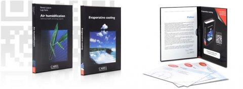 Carel sceglie gli ebook per informare riducendo l'impatto ambientale