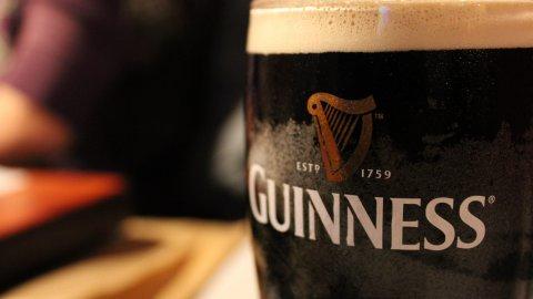 Guinness, rivoluzione vegan per la birra più amata d'Europa