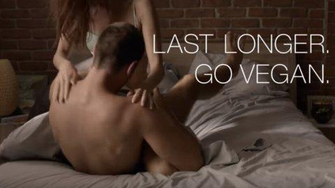 Last Longer, Go Vegan. Ma la censura dice no allo spot sexy