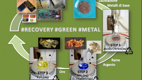#recovery #green #metal, intervista a Angela Serpe