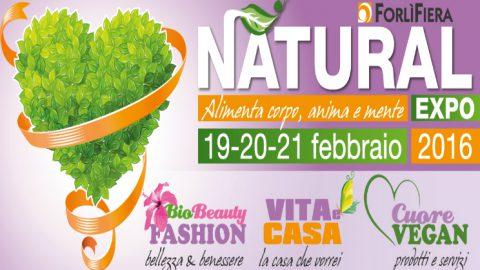 Natural Expo, a Forlì dal 19 al 21 febbraio