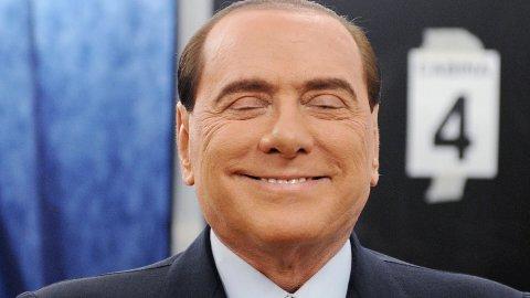 Berlusconi vegetariano, la news diventa virale