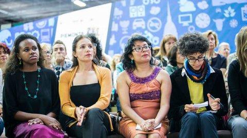 8 marzo, Io parlo non discrimino. La presentazione a Torino