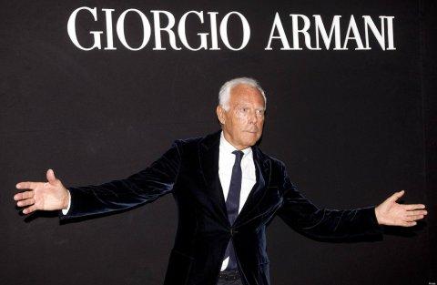 Armani dice addio alle pellicce animali per tutti suoi prodotti