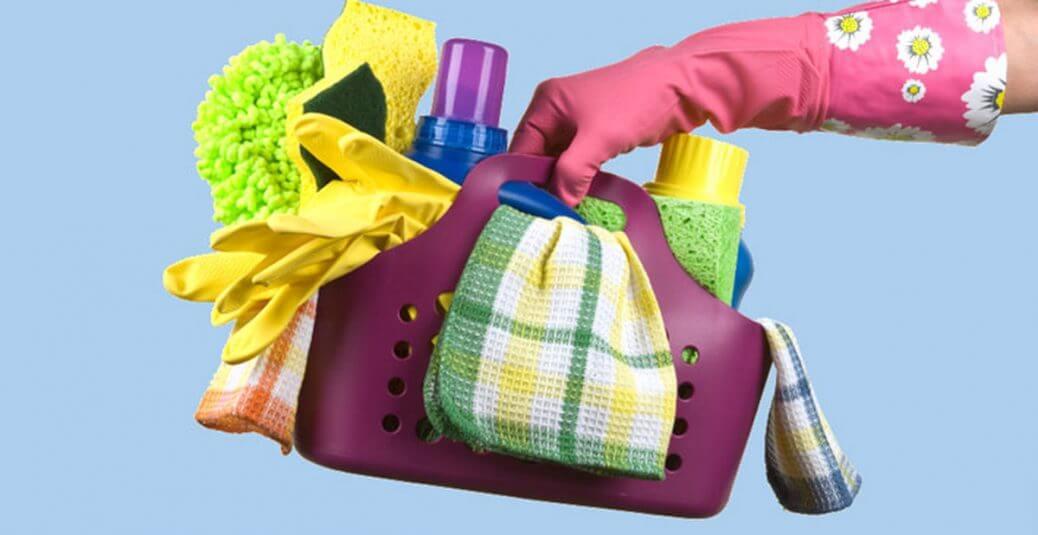 Pulizie di Primavera, 5 consigli green per pulire la casa