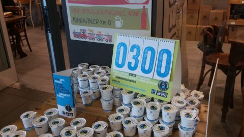 La Grande Sfida Fairtrade, una pausa caffè da record