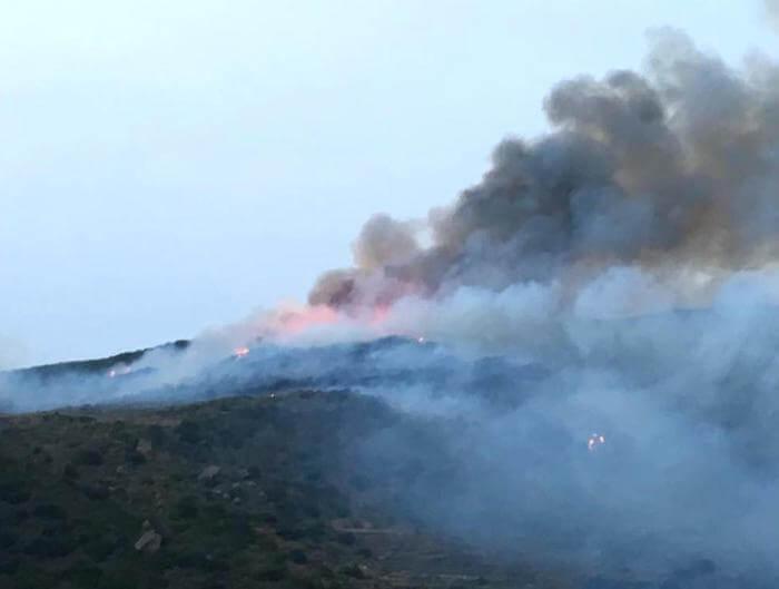 Pantelleria, il crowdfunding per salvare l'isola distrutta dagli incendi