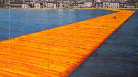 The Floating Piers, numeri, record e curiosità dell'opera di Christo