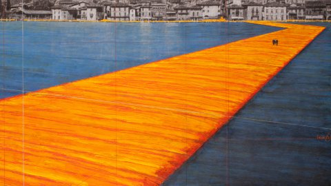 The Floating Piers, numeri, record e curiosità dell'opera di Christo