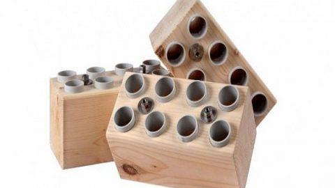 SpeedyBrick, i mattoncini lego per costruire case vere
