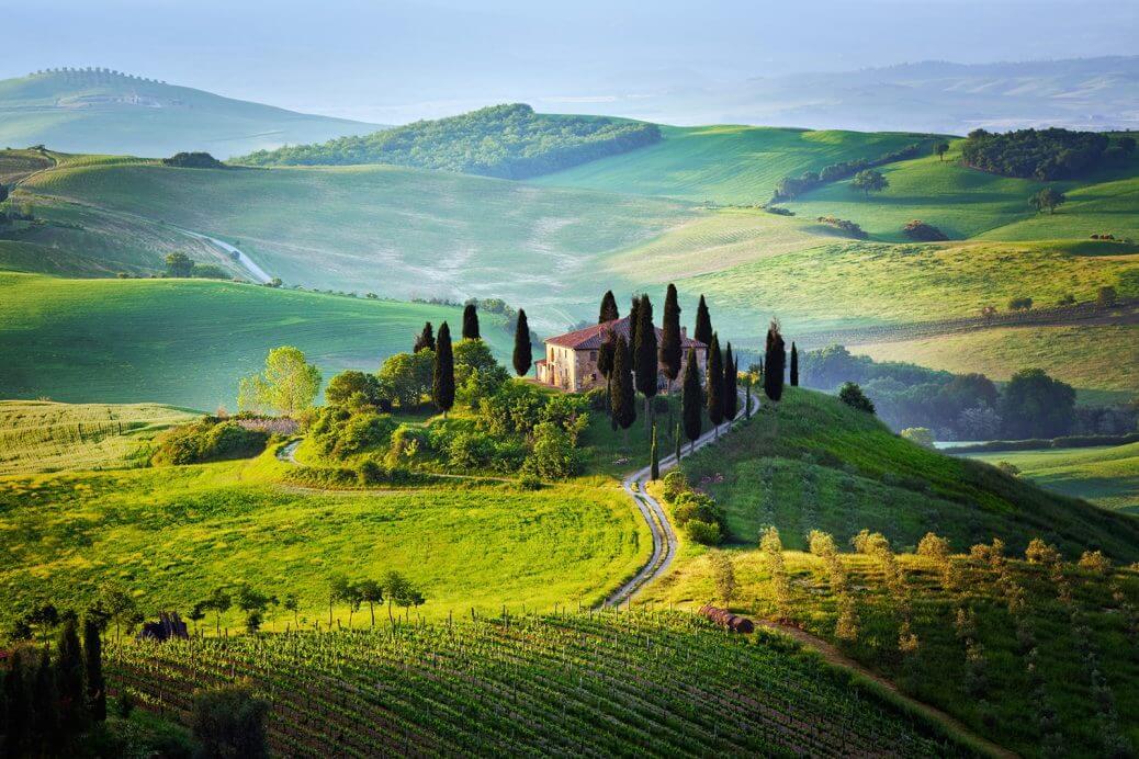 Turismo ecosostenibile viaggio in Toscana