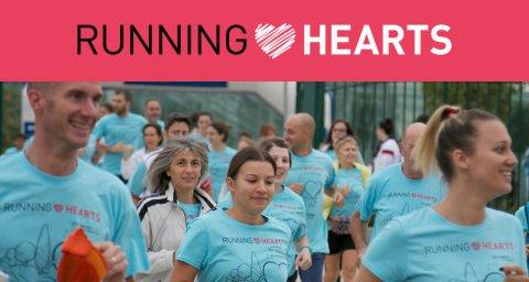 Running Hearts, una corsa contro la violenza sulle donne