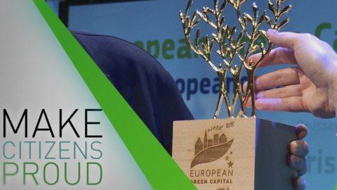 Rigenerazione Urbana Sostenibile, capitali verdi europee a confronto