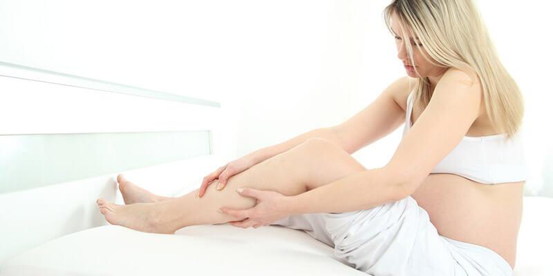 Gambe pesanti in gravidanza, come rimediare