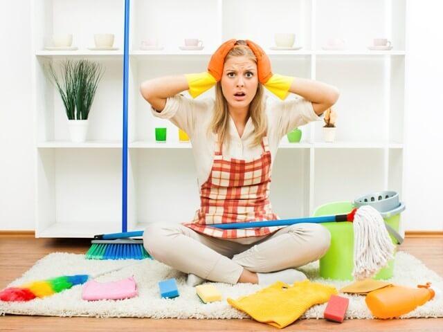 pulizie casa estive