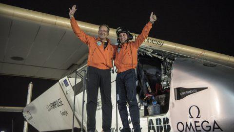Solar Impulse 2, impresa riuscita