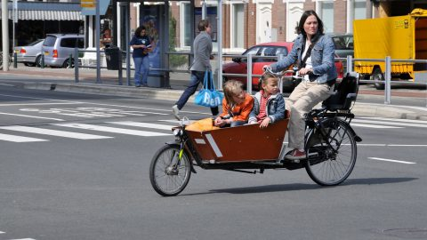 Cargo-bike, in Germania diventa sharing