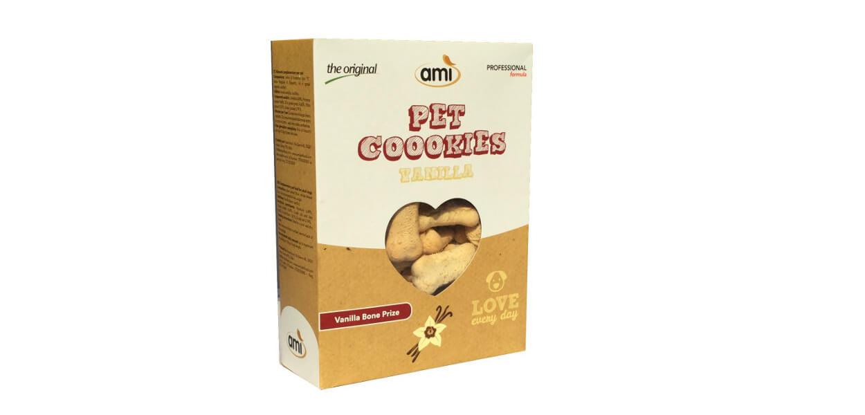 Pet Cookies Ami, gustosa novità per i nostri amici a 4 zampe