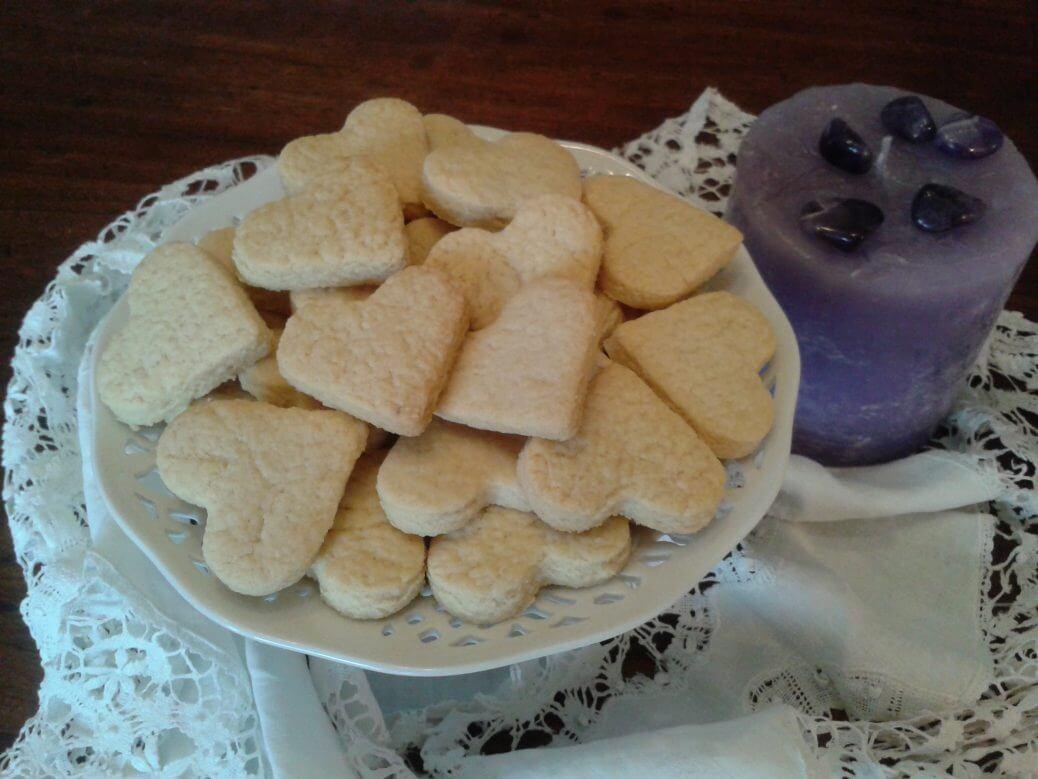 Biscotti di San Martino, la ricetta
