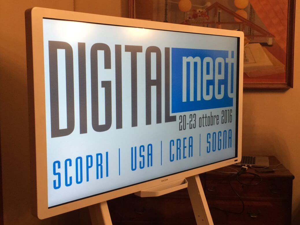 DIGITALmeet 2016, alfabetizzazione digitale per tutti