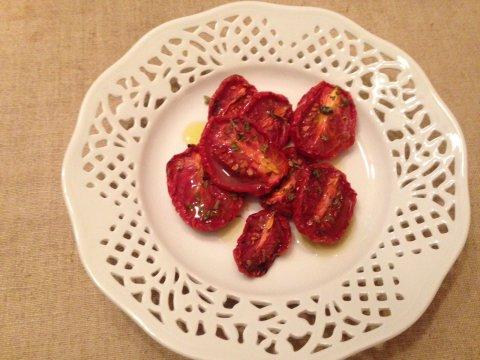 Pomodori confit, la ricetta