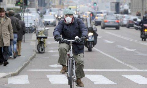 Inquinamento, il nord Italia tra i peggiori in Europa