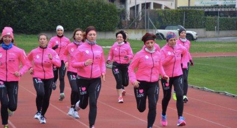 Run for IOV, dopo il tumore al seno corrono la maratona di New York