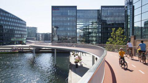 Copenaghen è la capitale del traffico green