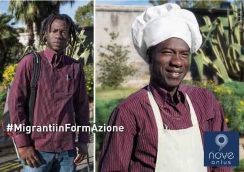 Migranti in FormAzione, il progetto di Nove Onlus
