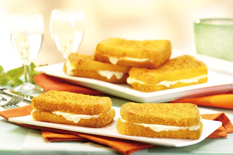 Mozzarelline in carrozza, la ricetta del lunedì di Love & Culture