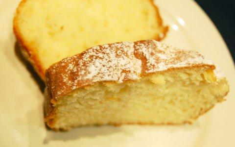 Plum Cake all'arancia