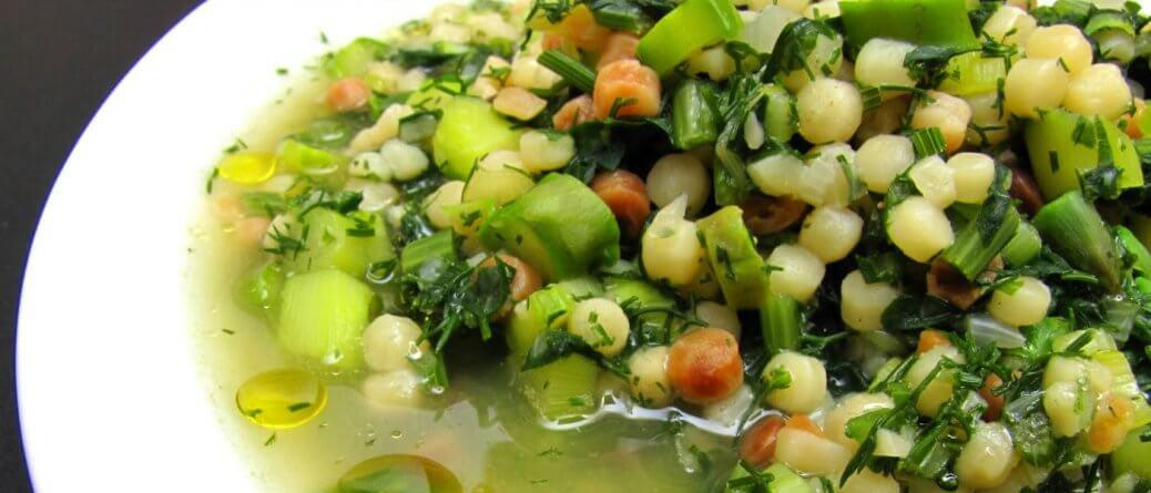 Zuppetta di cicoria, la ricetta di gennaio di Love & Culture