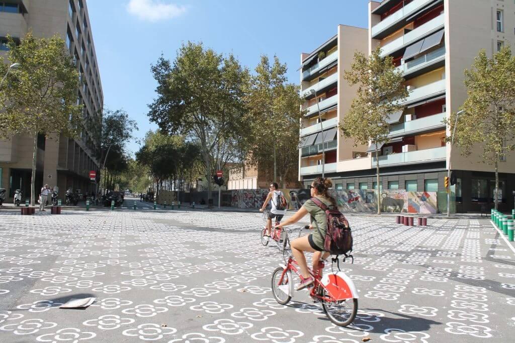 Barcellona punta tutto sulla pedonalizzazione