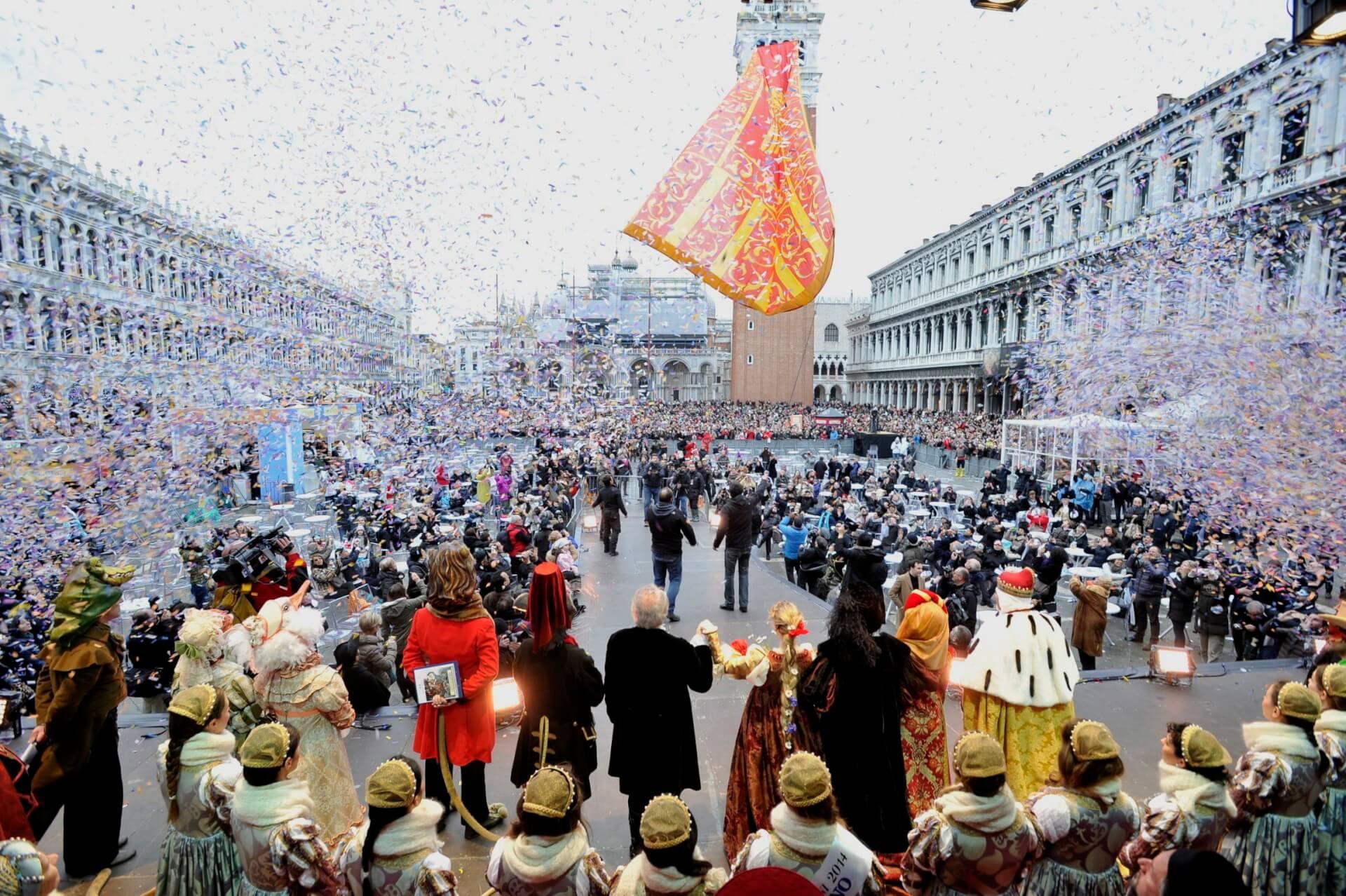 Torna il Carnevale di Venezia, il più bello e colorato del mondo