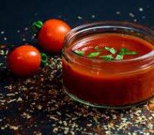 Un ketchup casalingo