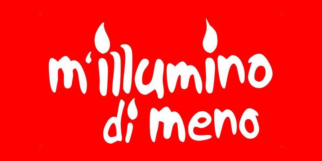 M'illumino di Meno 2017 è condivisione, appuntamento per il 24 febbraio