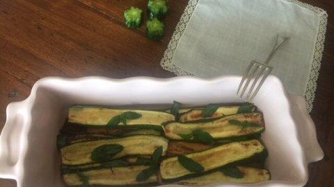 Zucchine in scapece