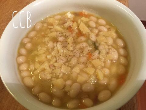 Zuppa di toscanelli