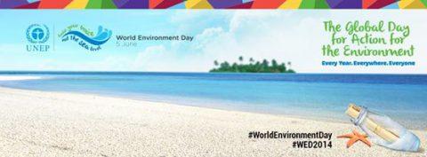 Oggi è la giornata mondiale dell'ambiente!