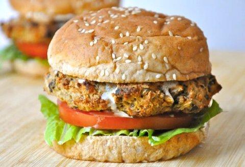Avete mai assaggiato un burger vegano?