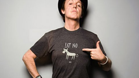 Star vegane e vegetariane: Paul McCartney