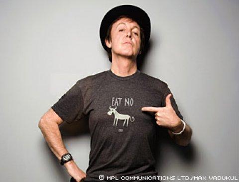Star vegane e vegetariane: Paul McCartney